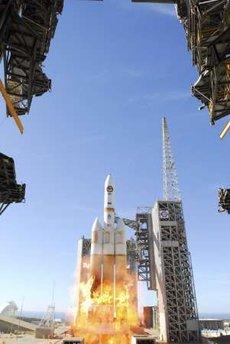 heavy lift rocket