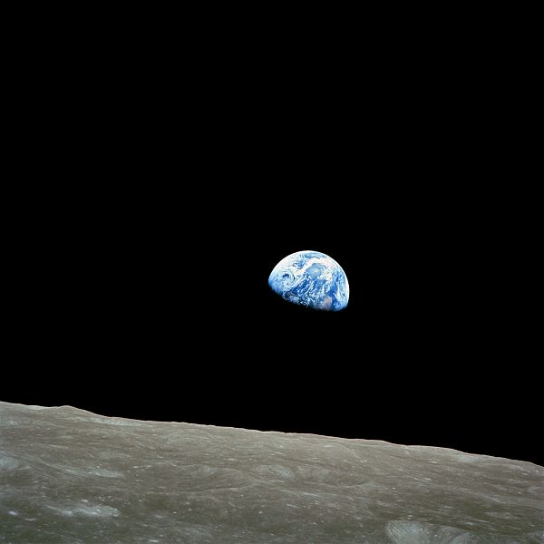 One Giant          Leap...                       (OF FAITH)         For Mankind (2/6)