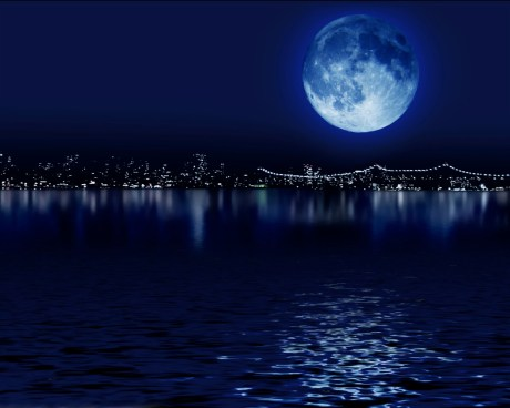 The Lesser Light inspires Daily and Dominates as a Blue Moon