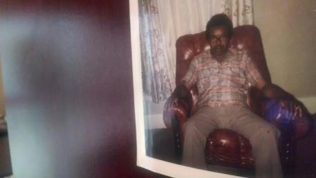 1975 Mr. John G. Dewberry Sr. from the Greatest generation