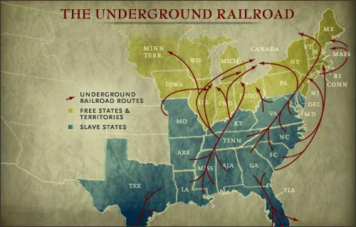 underground-raliroad-map